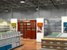 Store visualization, ClosetMaid/The Home Depot