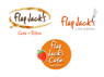 Identity work for Flap Jack's Café