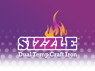 Logos for line of craft heating irons, Purple Cows